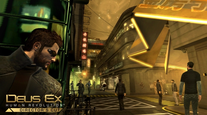 Thoughts on Deus Ex: Human Revolution