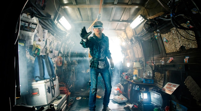 Ready Player One (2018): Movie Review