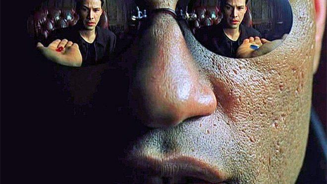 Wake up, Neo…The Matrix has you.