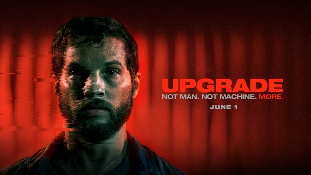 Upgrade (2018): Movie Review