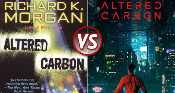 Altered Carbon: Netflix Series and Book Review