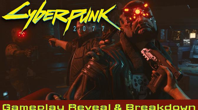 Cyberpunk 2077: Gameplay review