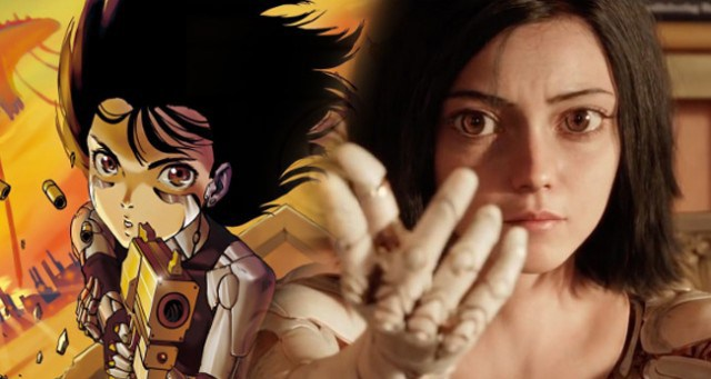The Next Big Cyberpunk Movie: Alita, Battle Angel