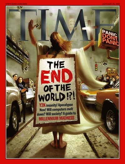 6 time end of world