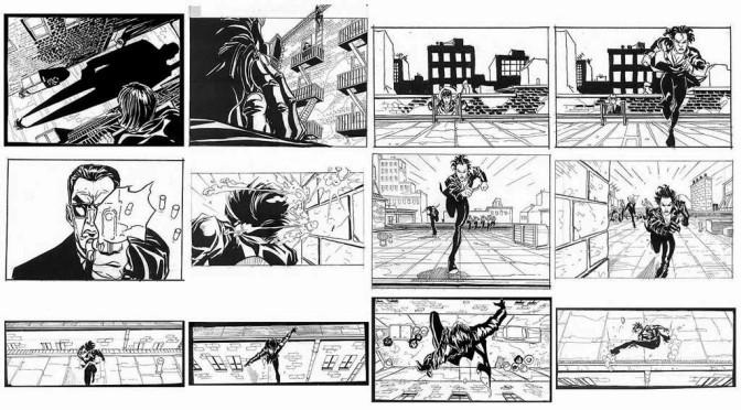 Geof Darrow, Steve Skroce return for Matrix 4 Concept Art