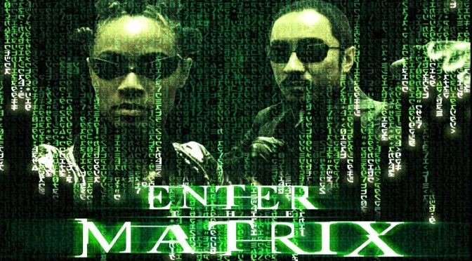 Enter the Matrix: the secret footage