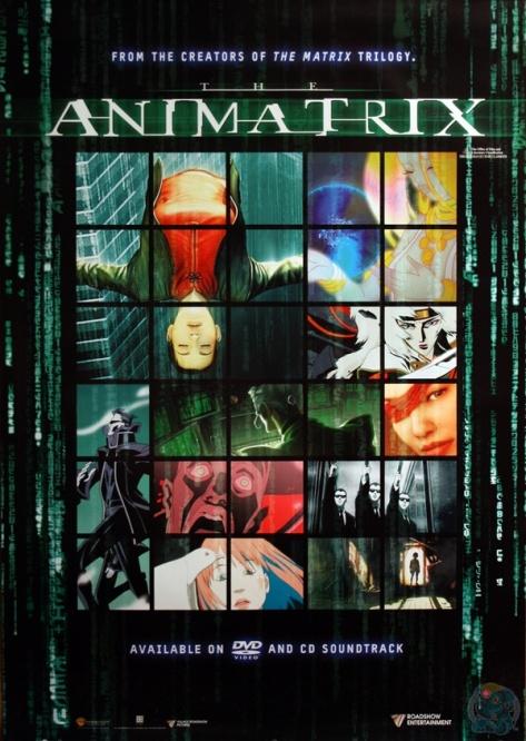 the animatrix stories