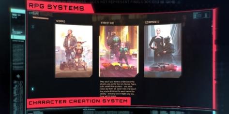cyberpunk 2077 backstory
