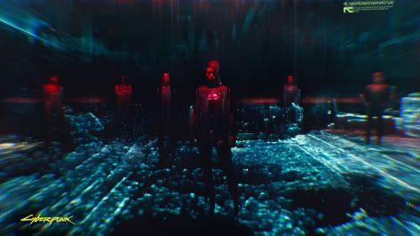 cyberpunk 2077 cyberspace