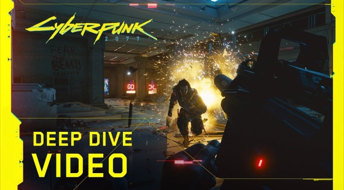 Cyberpunk 2077 is back with a new gameplay trailer