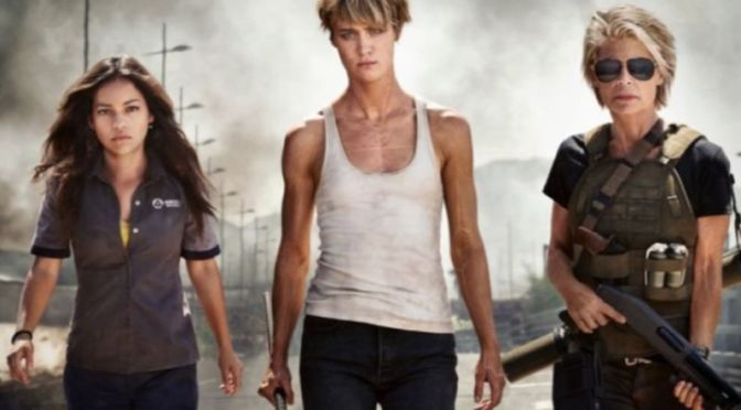 Review: Terminator Dark Fate