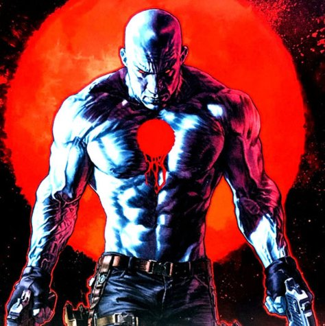 Bloodshot comic