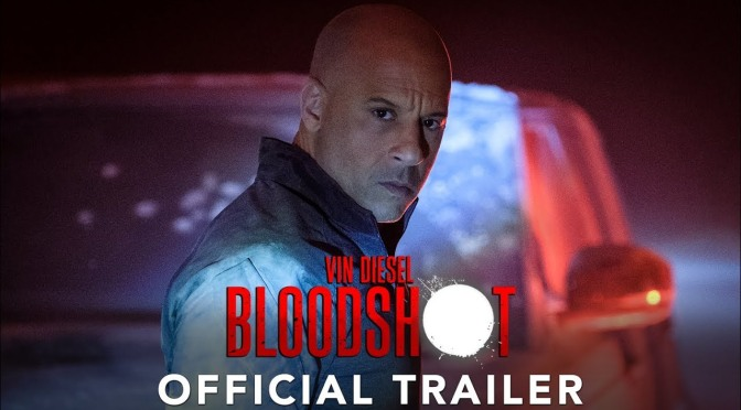 Bloodshot: The upcoming 2020 Cyberpunk Film no one's talking about