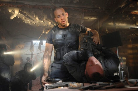 Don't mess with Vin Diesel Babylon AD