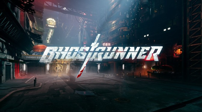 Ghostrunner: Mirror's Edge Meets Dishonored, Turned Cyberpunk