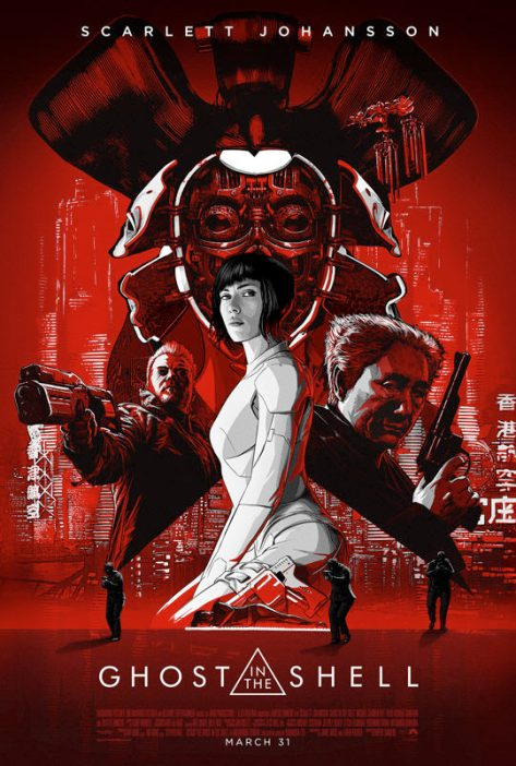 GitS Poster