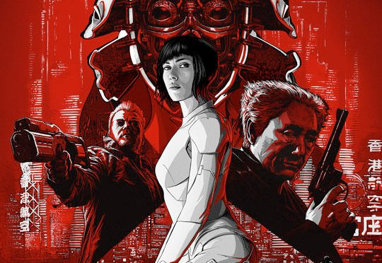 Review: Ghost in the Shell (2017)