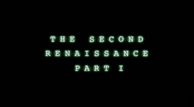 The Second Renaissance–How The Machines in The Matrix Rose to Power