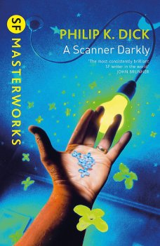 A Scanner Darkly book