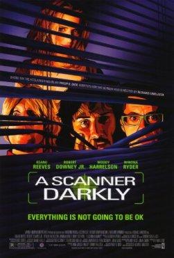 A Scanner darkly film