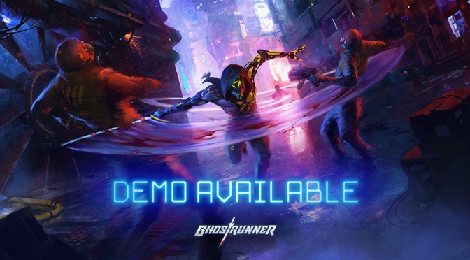 Review: Cyberpunk Slasher Ghostrunner Demo
