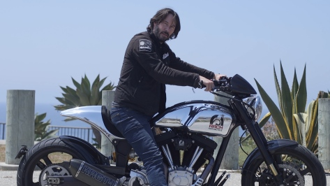 Arch Motorcycle Keanu