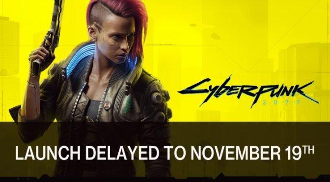 Cyberpunk 2077 Delayed…Again