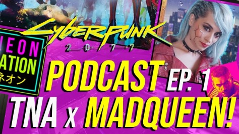 Madqueen community podcast