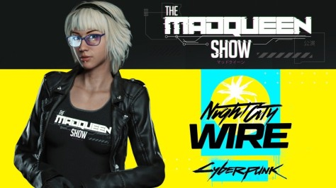 madqueen stream night city wire