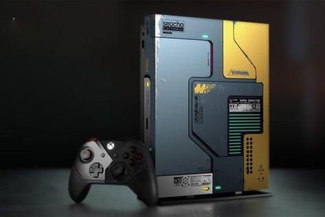 xbox one cyberpunk 2077