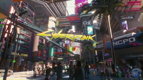 Cyberpunk 2077 world