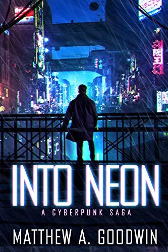Into neon cover