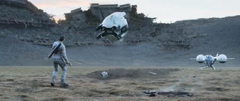 Oblivion Drone ballpark