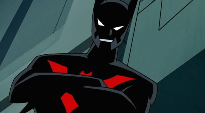 Batman Beyond — Is This Cyberpunk?