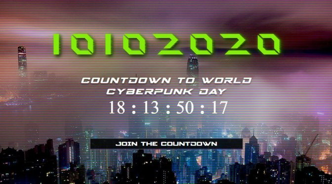 World Cyberpunk Day