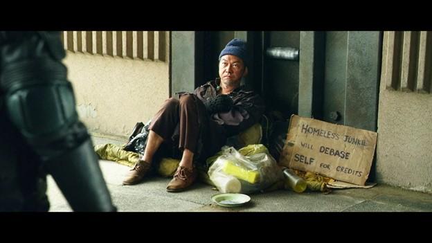 homeless dredd