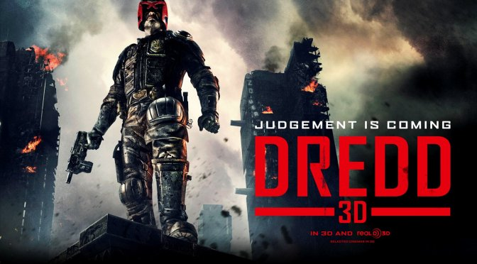 Review: Dredd (2012)–Gritty Cyberpunk Action