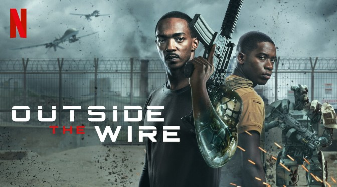 Outside the Wire — Is This Cyberpunk?