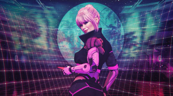 Cyberpunk Book Review: Tropical Punch (Bubbles in Space #1)